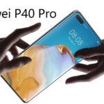 Huawei P40 Pro สมาร์ทโฟนรุ่นใหม่ สเปคเรือธง
