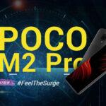 Poco M2 Pro สมาร์ทโฟนรุ่นใหม่ในราคากลางๆ
